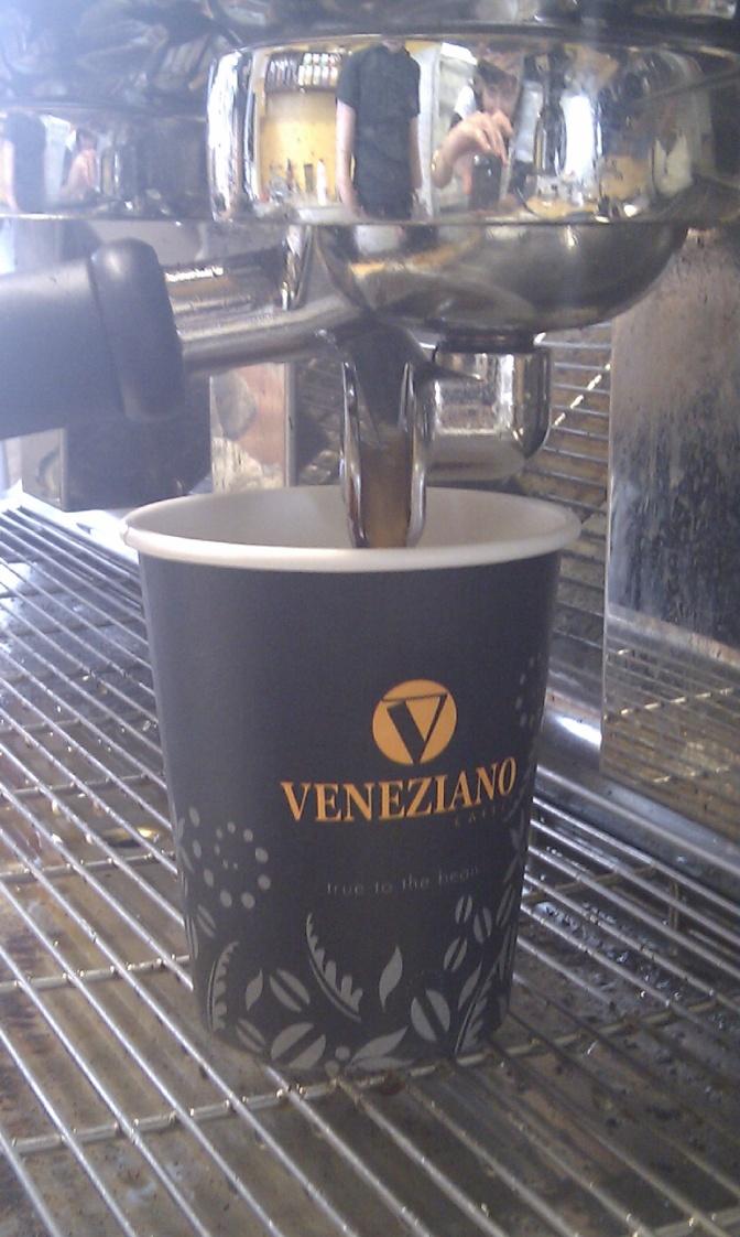 Veneziano Coffee