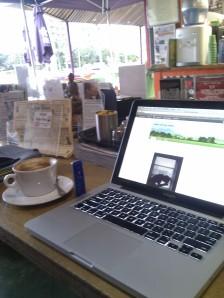 Cafe Desk