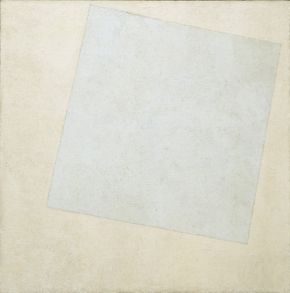 White on White - Kazimir Malevich