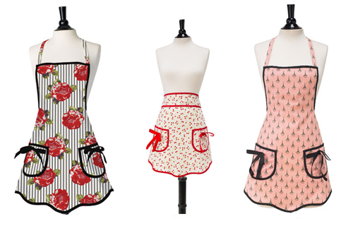 fetish for kitchen aprons – leavin' the big smoke