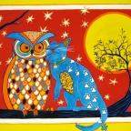 The Night Owl vs The Morning Pussycat